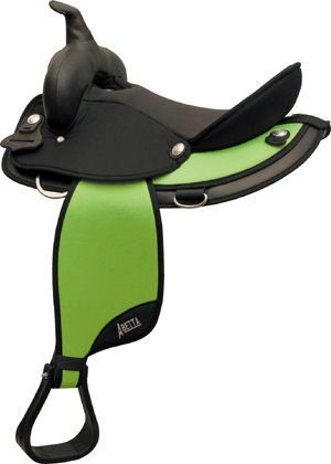 What is different about a barrel racing saddle? - The Horse