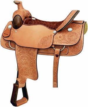Roping & Working Saddles: Chicks Discount Saddlery