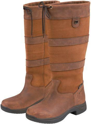 Saddles Tack Horse Supplies - ChickSaddlery.com Dublin River Boots ...