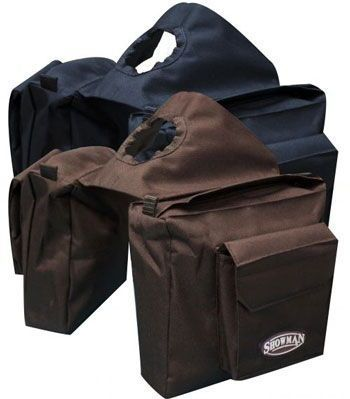 Showman Nylon Insulated Horn Bag