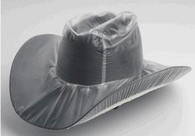 263bdf2cd234c0 Western Hat Cover - Clear: Chicks Discount Saddlery