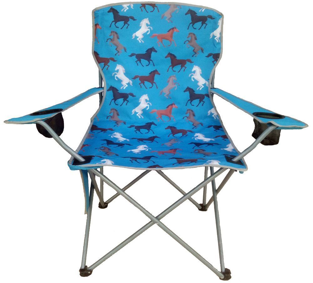 Free To Roam Deluxe Folding Camp Chair