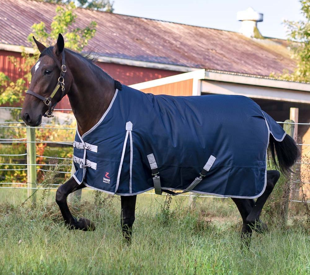 Horze Dakota 1200 Denier Waterproof Midweight Turnout