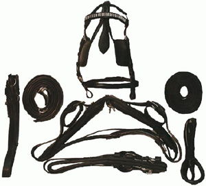 NH3299 driving harness chicks discount saddlery