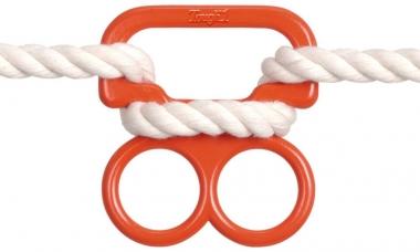 Tough-1 Swivel No Knot Horse Picket Line Tie Replaces Dutchman Knots