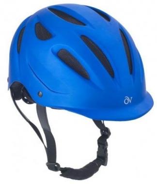 Ovation Metallic Protege Riding Helmet Chicks Discount Saddlery