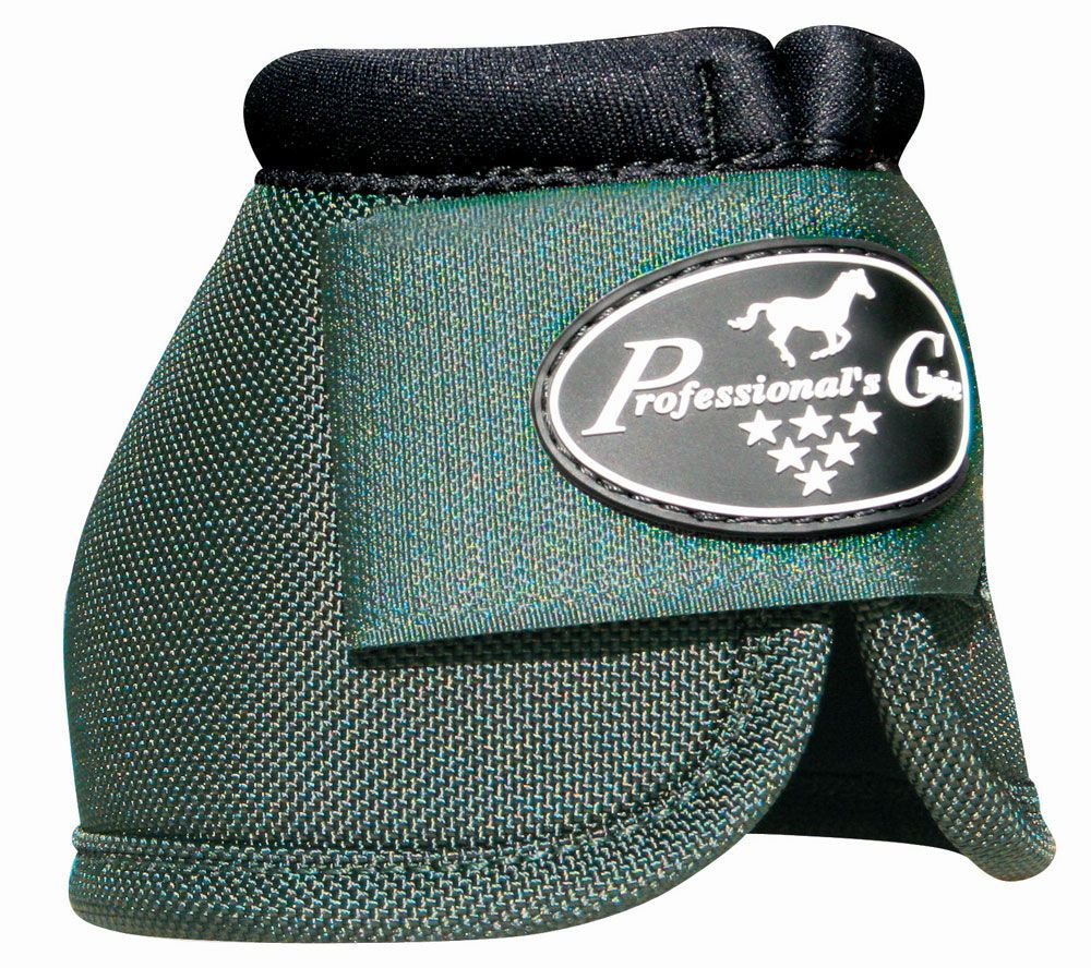 Professionals Choice Ballistic Overreach Bell Boots - Pair - Olive: Chicks  Discount Saddlery