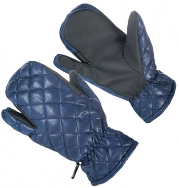 3772bfa7c14 Horze Quilted 3 Finger Winter Riding Gloves: Chicks Discount Saddlery