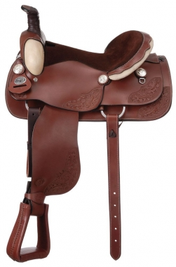 Royal King Texas Roper Saddle Chicks Discount Saddlery