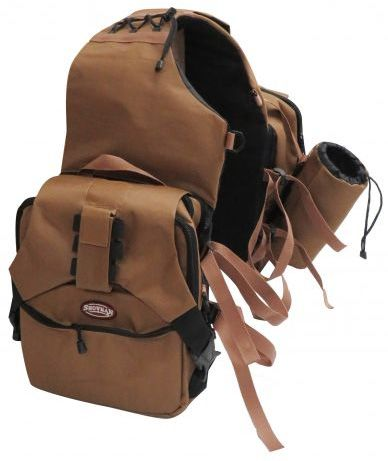 Showman Extreme Trail Blazer Saddle Bag