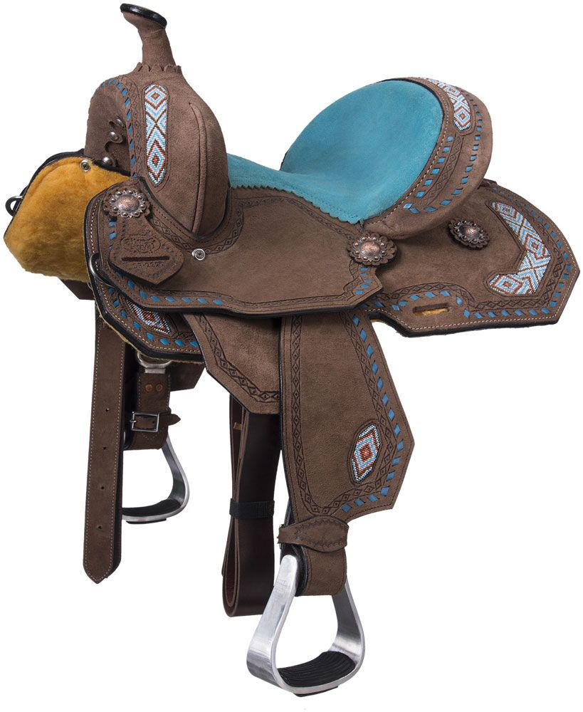 Western Youth Saddles: Chicks Discount Saddlery