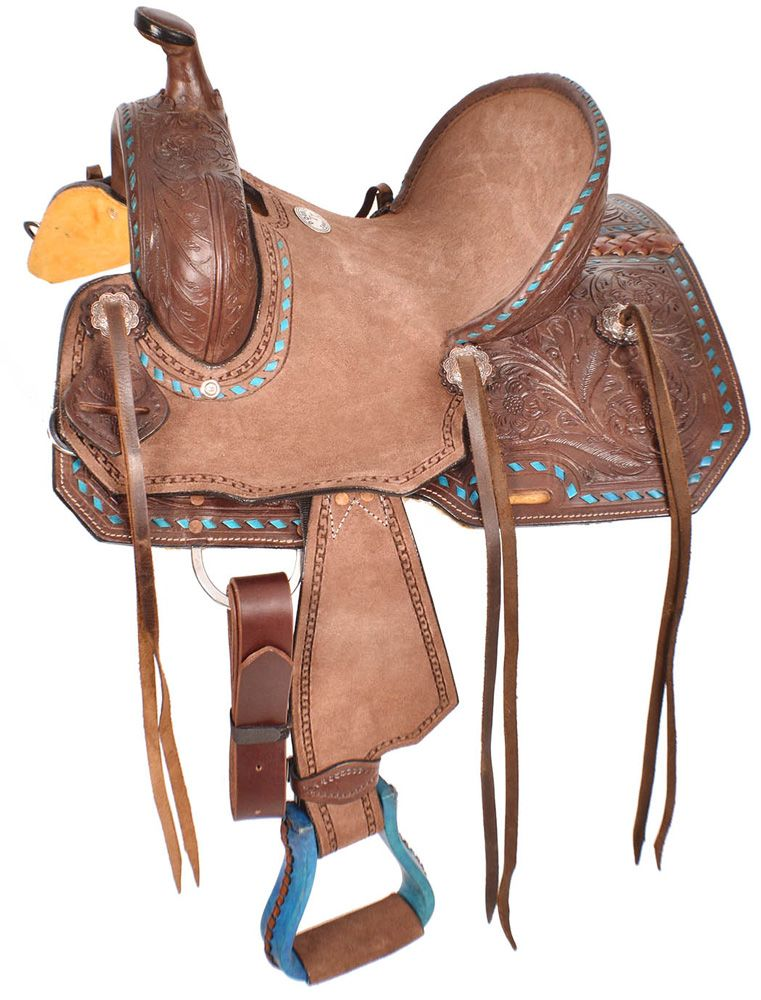 Roping & Working Saddles: Chicks Discount Saddlery